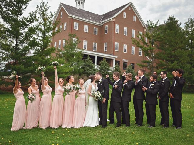 Tim and Kathryn's Wedding in Delafield, Wisconsin 48