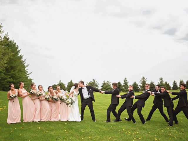 Tim and Kathryn's Wedding in Delafield, Wisconsin 50