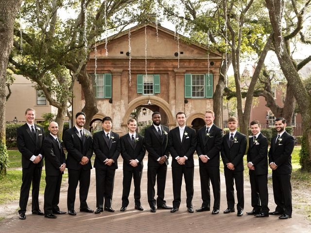 Troy and Carly's Wedding in Mount Pleasant, South Carolina 2