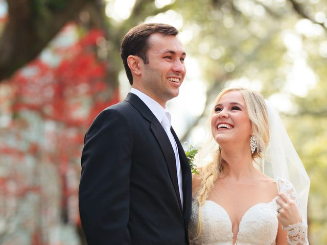 Troy and Carly's Wedding in Mount Pleasant, South Carolina 4