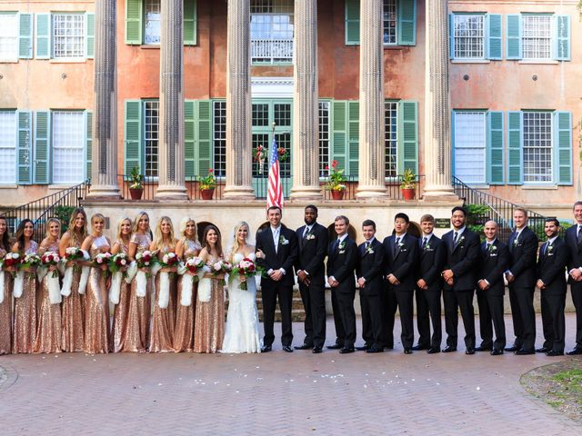 Troy and Carly's Wedding in Mount Pleasant, South Carolina 5