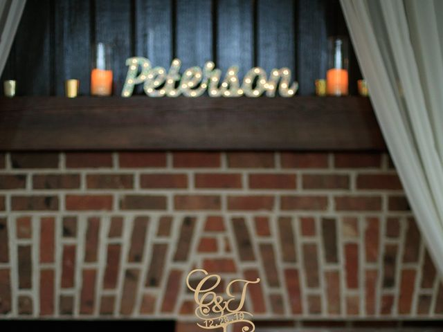 Troy and Carly's Wedding in Mount Pleasant, South Carolina 11