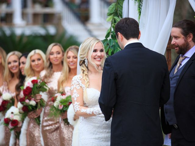 Troy and Carly's Wedding in Mount Pleasant, South Carolina 13