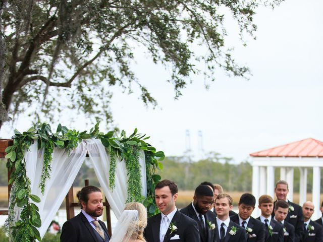 Troy and Carly's Wedding in Mount Pleasant, South Carolina 14
