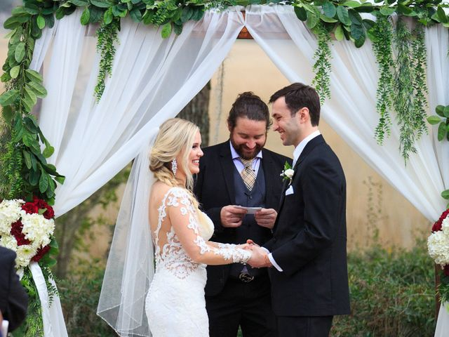 Troy and Carly's Wedding in Mount Pleasant, South Carolina 15