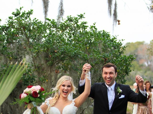 Troy and Carly's Wedding in Mount Pleasant, South Carolina 17