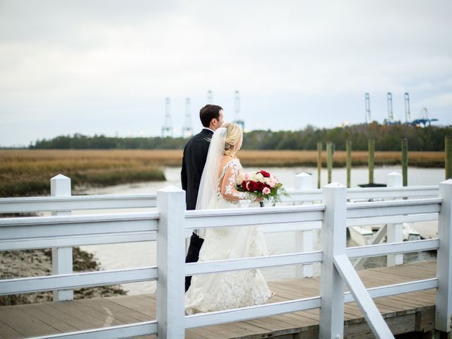 Troy and Carly's Wedding in Mount Pleasant, South Carolina 19