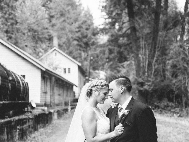 Tucker and Whittni's Wedding in Spokane, Washington 8