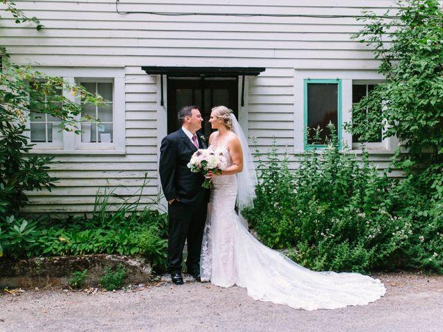 The wedding of Whittni and Tucker