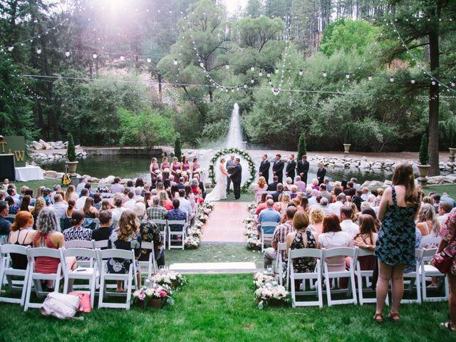 Tucker and Whittni's Wedding in Spokane, Washington 1