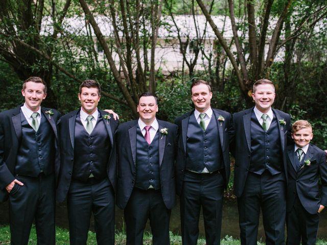 Tucker and Whittni's Wedding in Spokane, Washington 14