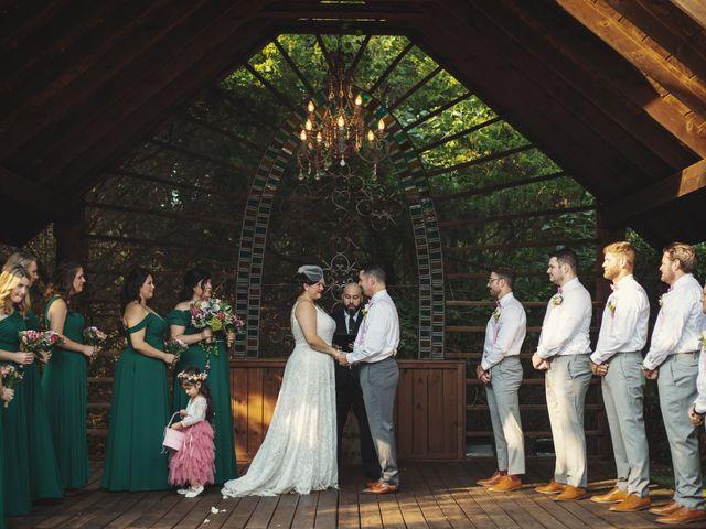 Brian and Lauren's Wedding in McKinney, Texas 12