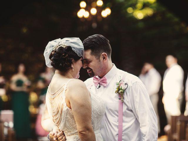 Brian and Lauren's Wedding in McKinney, Texas 15