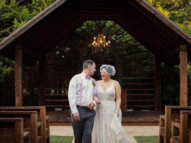 Brian and Lauren's Wedding in McKinney, Texas 17