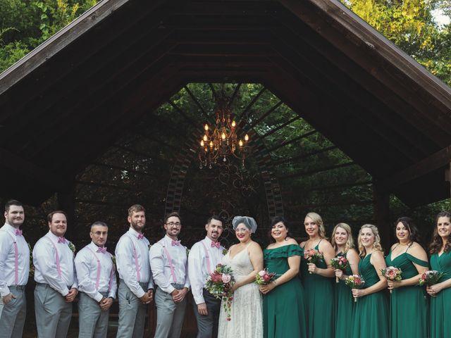 Brian and Lauren's Wedding in McKinney, Texas 18