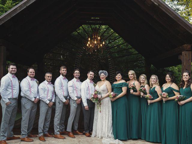 Brian and Lauren's Wedding in McKinney, Texas 20