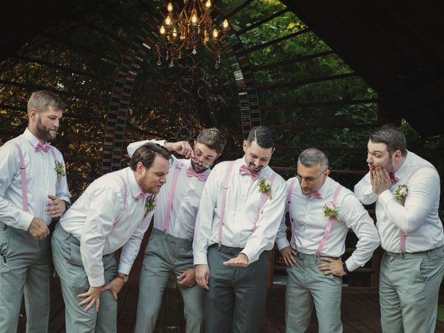 Brian and Lauren's Wedding in McKinney, Texas 21