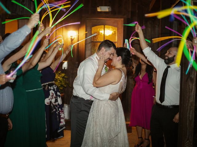 Brian and Lauren's Wedding in McKinney, Texas 30
