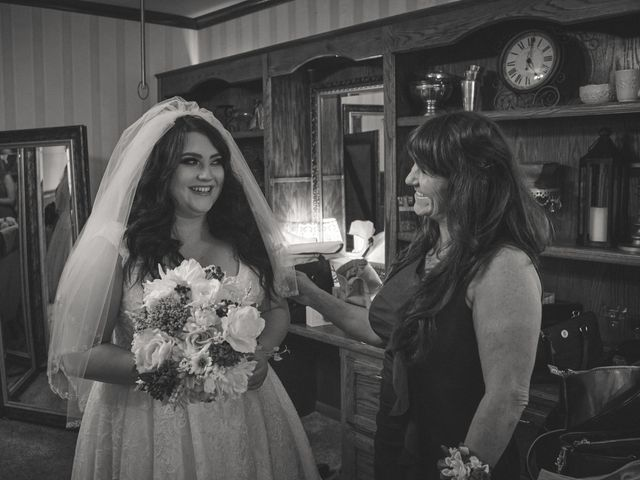 Corey and Samantha's Wedding in Chandler, Arizona 10