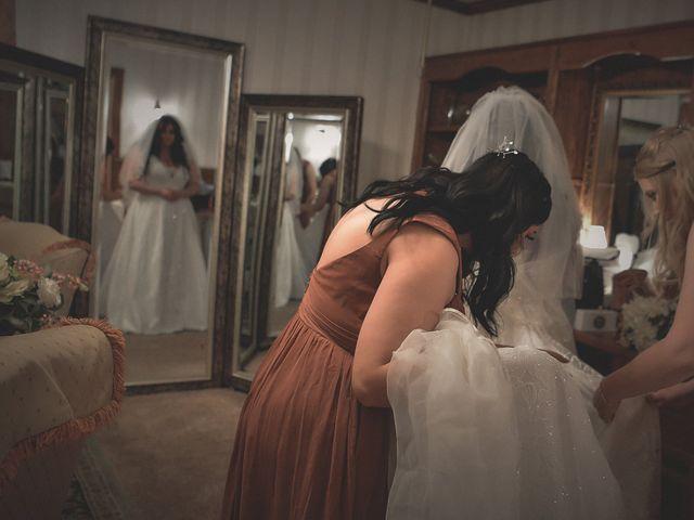 Corey and Samantha's Wedding in Chandler, Arizona 11