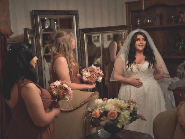 Corey and Samantha's Wedding in Chandler, Arizona 14