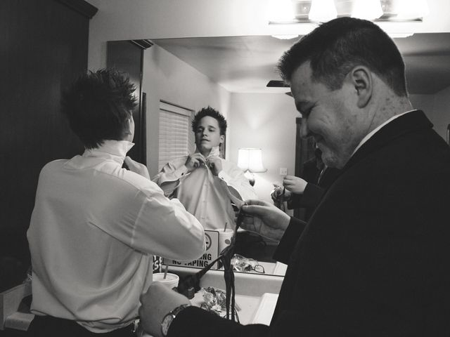 Corey and Samantha's Wedding in Chandler, Arizona 20