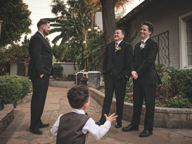 Corey and Samantha's Wedding in Chandler, Arizona 25