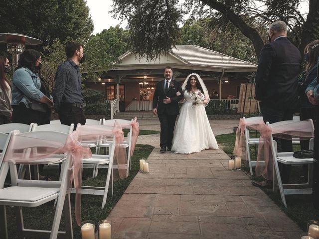 Corey and Samantha's Wedding in Chandler, Arizona 37