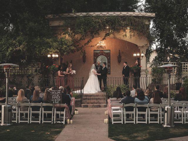 Corey and Samantha's Wedding in Chandler, Arizona 39