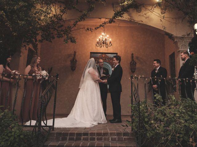 Corey and Samantha's Wedding in Chandler, Arizona 40