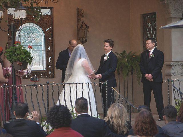 Corey and Samantha's Wedding in Chandler, Arizona 43