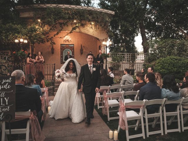 Corey and Samantha's Wedding in Chandler, Arizona 52