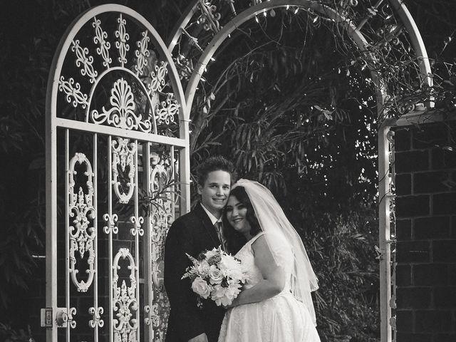 Corey and Samantha's Wedding in Chandler, Arizona 54