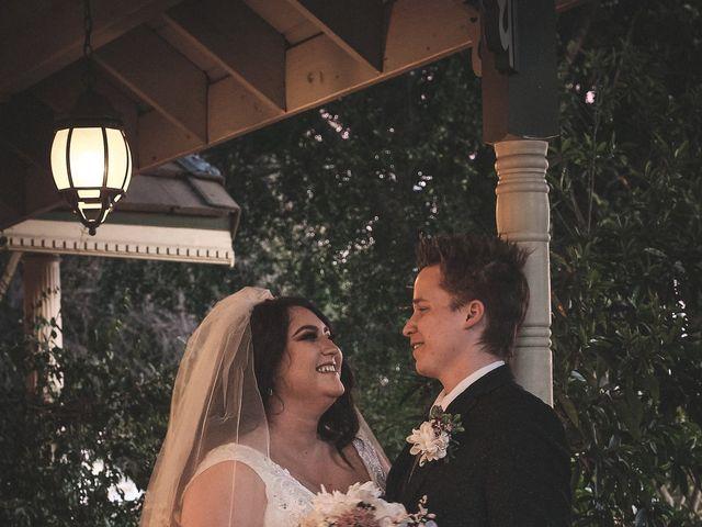 Corey and Samantha's Wedding in Chandler, Arizona 56