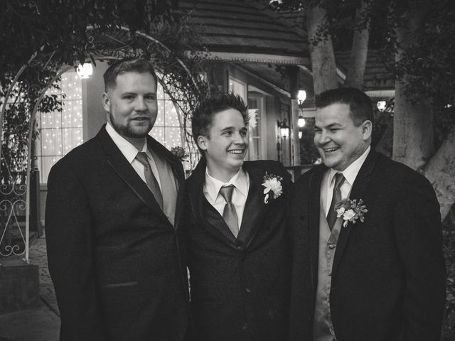 Corey and Samantha's Wedding in Chandler, Arizona 61