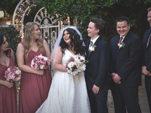Corey and Samantha's Wedding in Chandler, Arizona 62