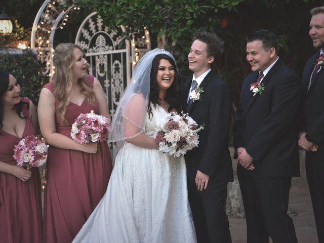 Corey and Samantha's Wedding in Chandler, Arizona 64