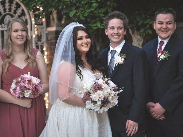Corey and Samantha's Wedding in Chandler, Arizona 65