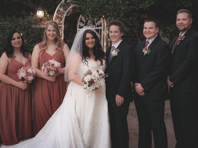 Corey and Samantha's Wedding in Chandler, Arizona 66