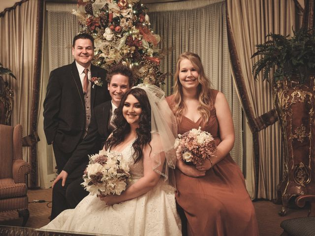 Corey and Samantha's Wedding in Chandler, Arizona 69