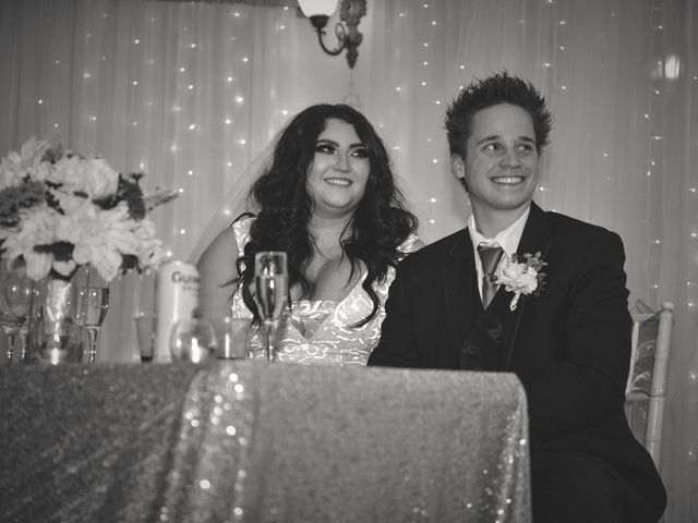 Corey and Samantha's Wedding in Chandler, Arizona 74
