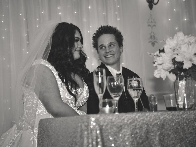 Corey and Samantha's Wedding in Chandler, Arizona 76