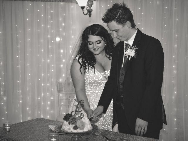 Corey and Samantha's Wedding in Chandler, Arizona 86