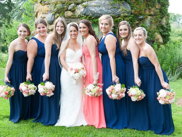Lindsey and Clay's Wedding in Brewster, Massachusetts 5
