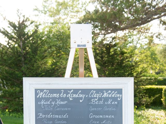 Lindsey and Clay's Wedding in Brewster, Massachusetts 8