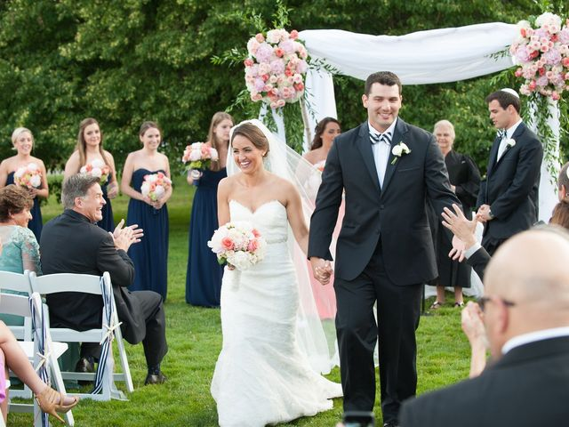 Lindsey and Clay's Wedding in Brewster, Massachusetts 13