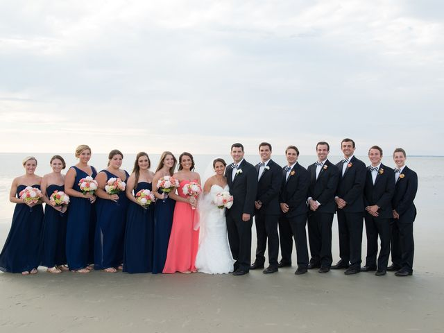 Lindsey and Clay's Wedding in Brewster, Massachusetts 14