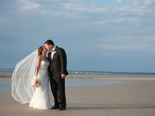 Lindsey and Clay's Wedding in Brewster, Massachusetts 15