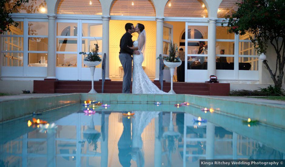 Anthony and Kayleigh's Wedding in Makawao, Hawaii