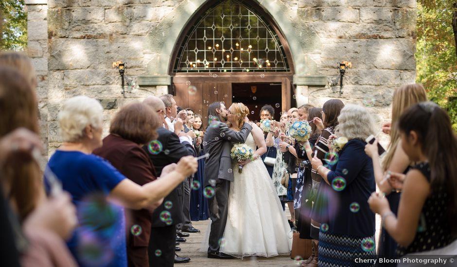 Ali and Trey's Wedding in Jamestown, North Carolina